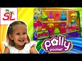 Куклы с одеждой Polly Pocket Игра одевалка Fashion Collection