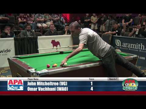 Masters Championship Finals - 2016 APA World Pool Championships