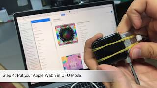 How to Restore Apple Watch using iTunes and macOS