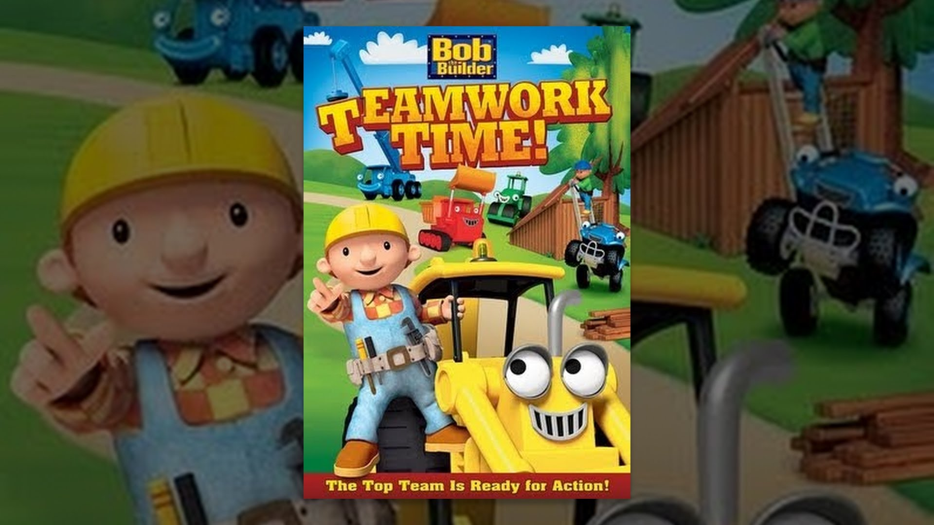 Bob the builder live online dvd rental - Bob The Builder Teamwork Time