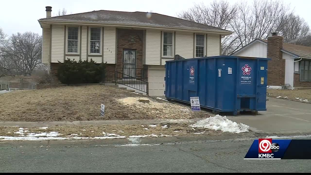 House flippers buy homes from people facing foreclosure