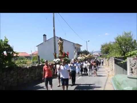 Chãs – Foz Côa – Aldeia na Tradicional Festa de Nª Srª de Assunção 15-16-08-2018