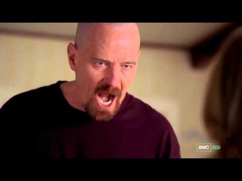 Walter White becomes Heisenberg