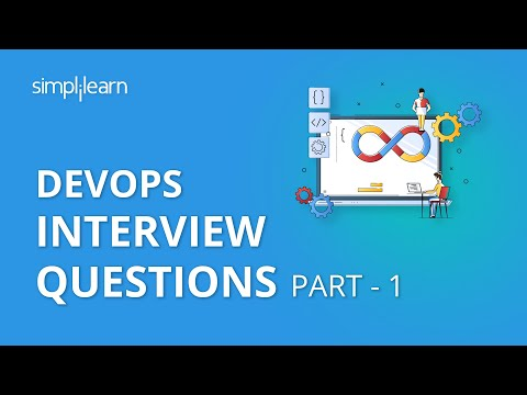 DevOps Interview Questions Part - 1 | Devops Interview Questions And Answers Part - 1 | Simplilearn