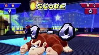 Mario Sports Mix - Nintendo Wii - Parte 1 (Pt - Br)