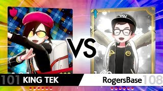 RogersBase vs Tekking101 - Pokemon Sword and Shield Wi-Fi Battle