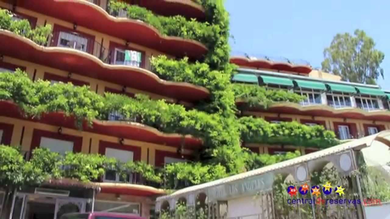 Hotel los ngeles granada youtube - Hotel los angeles granada ...