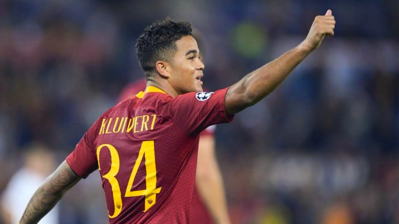 Download Justin Kluivert is a Mix of Intelligence and Technique   Football Mix