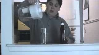 chocolate water