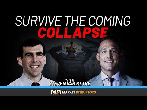 The Banks Secret Plan To Crash The Market | Steven Van Metre