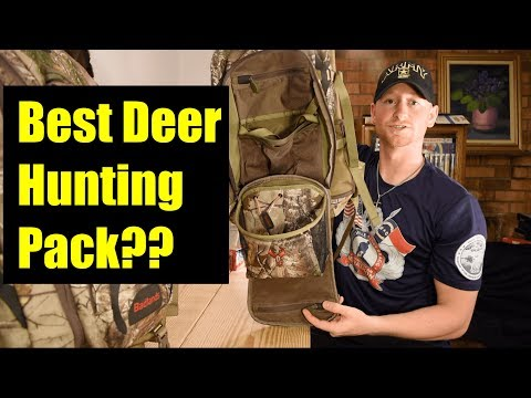 Badlands Treestand Day Pack Review| Best Deer Hunting Pack??
