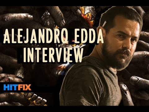 Fear the Walking Dead: Alejandro Edda!  Fandemonium