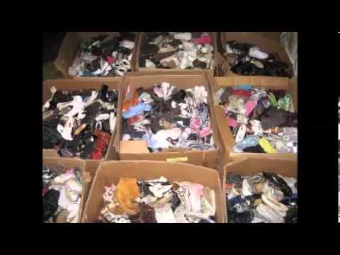 846037e2 empresa zapatos usados segunda mano al peso - YouTube