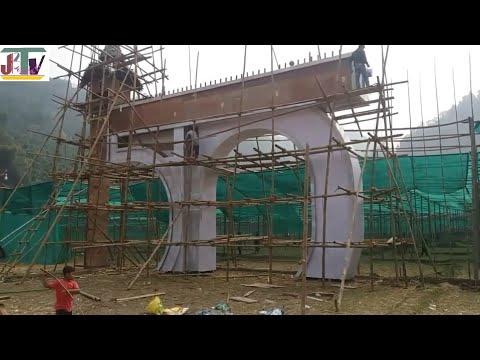 ABDK Sobha and Jubilee 2018. Rajasimla, North Garo Hills.