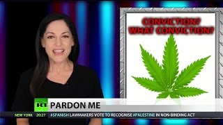 Governor pardons his own son's marijuana charges