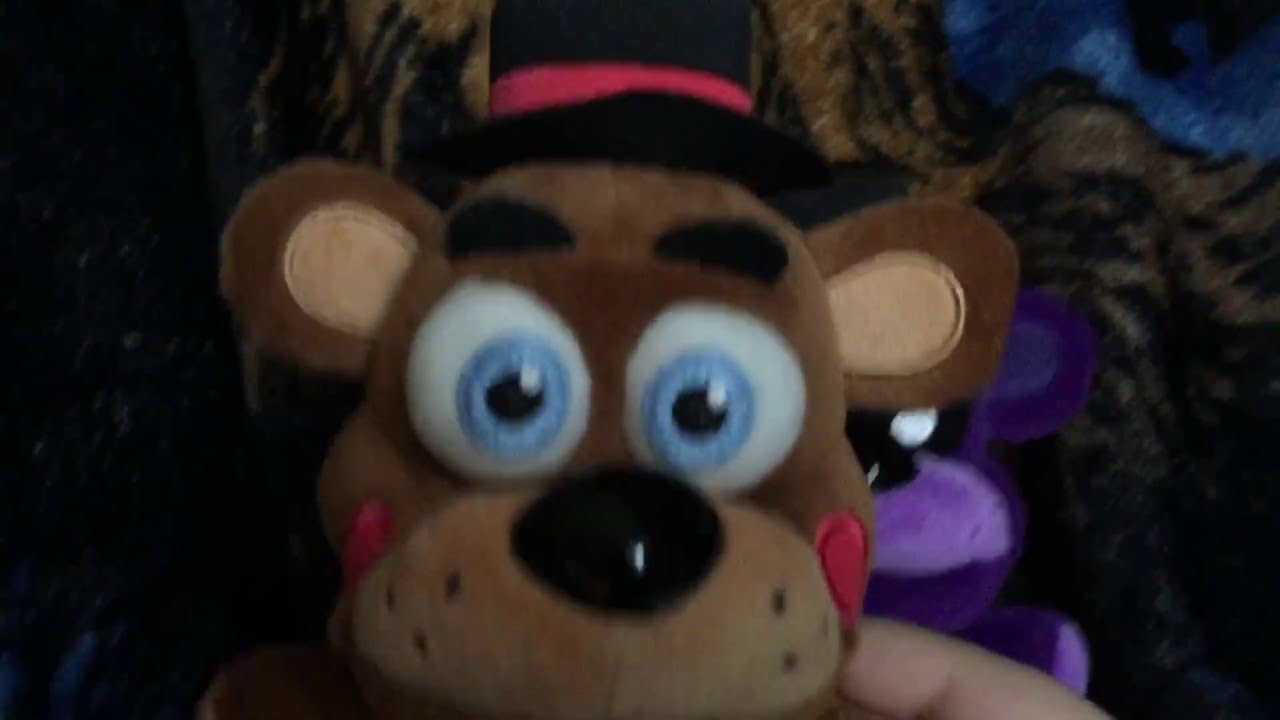 For plush freddy and plush new fnaf five nights at freddy s chica