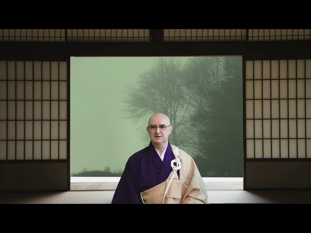 Entangling Vines Case 31: The National Teacher Calls Three Times - Teisho by Chigan Roshi 4.11.2021