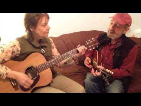 "Molly & Jay play ""The Blue River Waltz"""