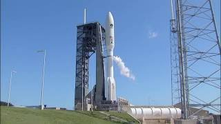 Atlas V MUOS-5 Launch Highlights
