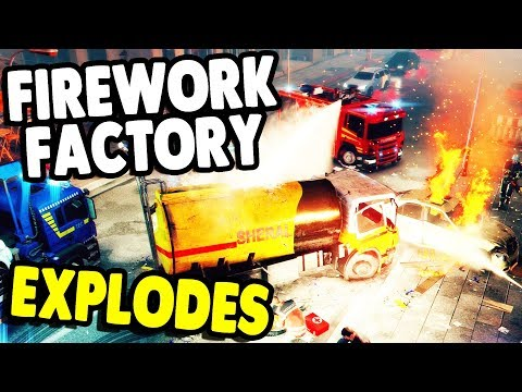 911 EMERGENCY - HUGE EXPLOSIONS & POLICE SHOOTOUT | Emergency 20 Gameplay