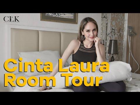 BAJU ARTIS CUMA SEGINI? | CINTA LAURA KIEHL ROOM TOUR