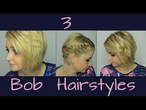 3  Bob Hairstyles