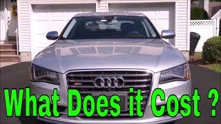 Audi S8 2013 Videos