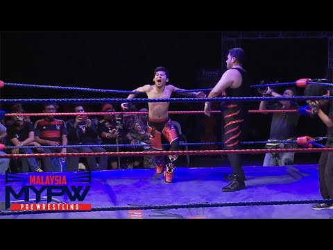 MyPW Uprising 2016 | Last Man Standing | The Kid VS Furious Faizal | Malaysia Pro Wrestling