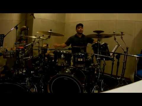 Khalifah - Puteri (drum Cover by Haziq Ramli)