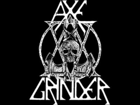 Axegrinder - Where Evil Dwells