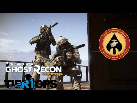 Ghost Recon Wildlands: Tier 1 Ops: Operation Crossroads: MARSOC