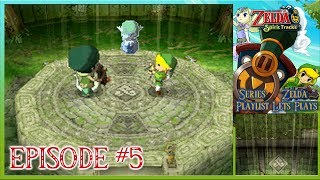 The Legend Of Zelda: Spirit Tracks - Lost Woods Route, Spirit Pipe Playing - Episode 5
