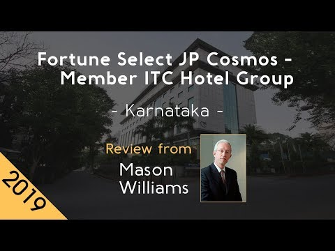Fortune Select JP Cosmos - Member ITC Hotel Group 5⋆ Review 2019