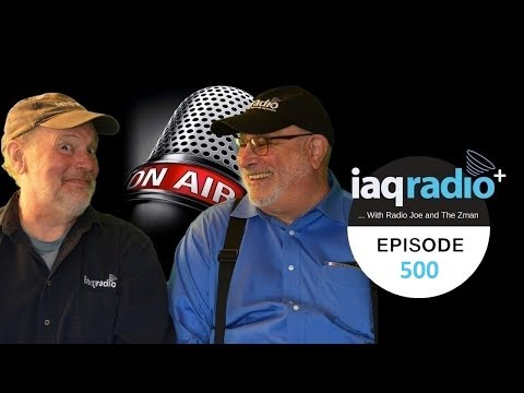 #500: Radio Joe & The Z-man – Interviewed by John Lapotaire, Bob Krell, John Downey & Pete Consigli