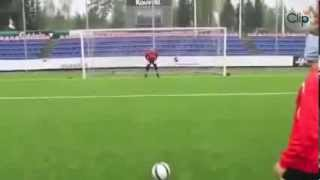 Best Penalty Kick Ever