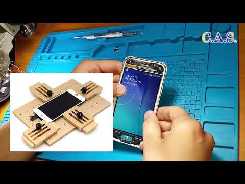 Samsung J1 Ace J110  - Замена стекла, треснул экран