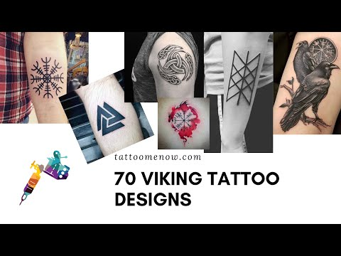 70 Viking Tattoo Designs
