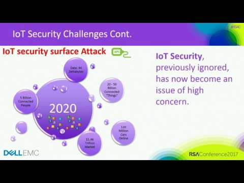 Wireless Sensors' Power Consumption and IoT Security