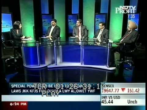 Universal Business School -- NDTV -- The Green Boardroom