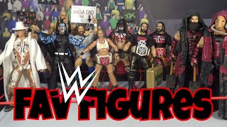 Top 10 Favorite WWE Figures