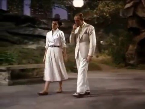 FRED ASTAIRE and CYD CHARISSE   Dancing in the dark, at the Central Park