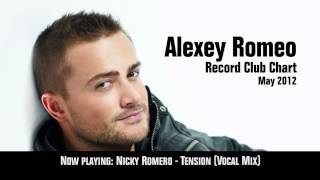 Alexey Romeo Record Club Chart May 2012 - Podcast | Radio Record