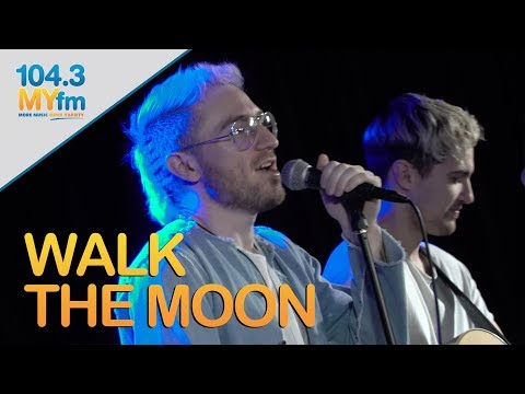 Walk The Moon Performs 'Shut Up And Dance' & 'One Foot' Mp3