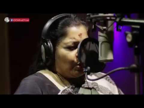 Saraswathi Slokam, Singer : K. S Chithra