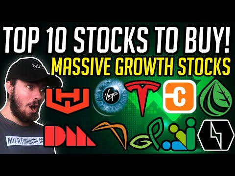 10 BEST STOCKS TO WATCH NEXT WEEK! - GROWTH STOCKS TO BUY ...
