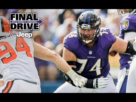 Final Drive: Why Re-Signing James Hurst Is a Smart Move