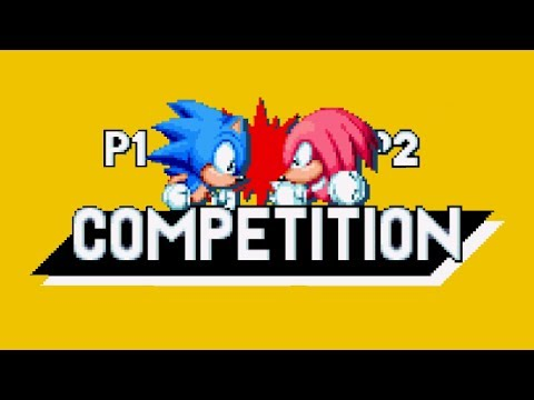 Sonic Mania - Competition