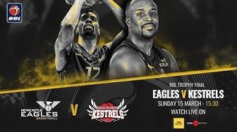 2019-20 BBL Trophy Final: Newcastle Eagles v Team Solent Kestrels - 15 Mar 2020