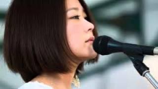 三鷹の森フェスティバル2012での 森恵(もりめぐみ)さんのミニライブを...