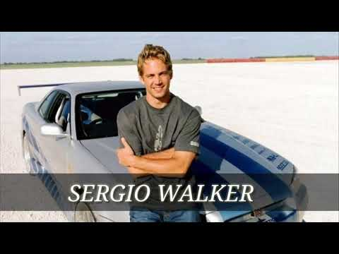 Deep Enough The Fast And The Furious #SergioWalker